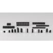 電子部品「LED取付用スペーサー」 製品画像