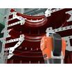 【レーザートラッカー事例】火力発電ケーシングの測定 製品画像