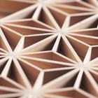 職人技が結集した伝統的な匠の製品「組子」 製品画像