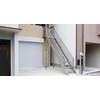 高い施工性、アルミ階段のスタンダード『外部用階段ステアーズ』 製品画像