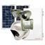 ソーラー蓄電式24時間換気扇(防災対応型) 製品画像