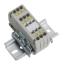 工業用端子台 クラッチロック端子台 製品画像