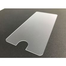レーザー微細加工:化学強化ガラスの切断加工 製品画像