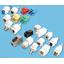 スナップイン中継コネクタ 製品画像