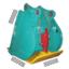 ターボジャック技術(油圧振動)応用製品『ターボバケット』 製品画像