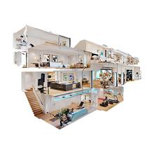 イベント会場、教育施設など多方面で使用!一般施設の4K+3D撮影 製品画像