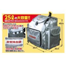 『非常用給水リュック 水運搬バッグ・専用コック付き』 製品画像
