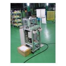 納入設備(画像処理) 「モーター部品の性能検査機」 製品画像