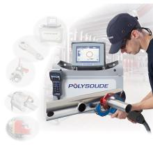 POLYSOUDE パイプ自動溶接機レンタル 製品画像