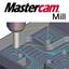 3DCAD/CAM『Mastercam Mill』 製品画像