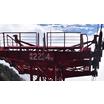 【はしごの墜落防止】常設用 墜落防止垂直親綱『Lad-Saf』 製品画像