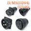 自動車製造ライン用コネクタ【D/MS(D264)・(D346)】 製品画像