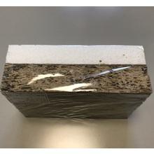 準不燃板 (ストロングボード・K)× 防蟻断熱材の複合板 製品画像