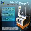 マテハン・加工機へのロードアンロードに好適!AGV搭載ロボット 製品画像