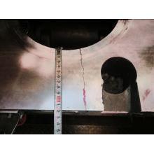 火を使わない金属亀裂補修LOCK-N-STITCH(LNS工法) 製品画像