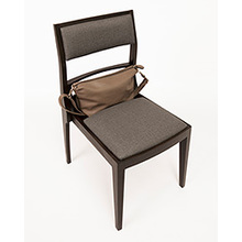 荷物が収まる椅子『BAG-IN CHAIR Basic』 製品画像