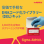 DNAコード化ライブラリー(DEL):創薬スクリーニングの新手法
