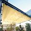 大型空間の日よけ・雨よけに!開閉式テント「ムービングルーフ」 製品画像