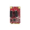 mPCIe-SATA III変換アダプタ【EMPS-3201】 製品画像