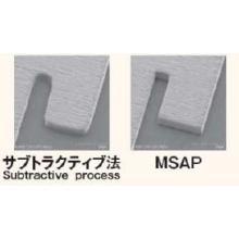 『MSAPによるファイン化対応』 製品画像