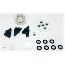 紫外・可視・赤外域対応 樹脂成型・切削加工(レンズ・プリズム他) 製品画像