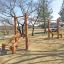 木製遊具 吊り橋ラダー W-203 製品画像
