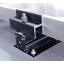 立平葺・瓦棒用ラックレス太陽光システム架台「DF板金金具架台」 製品画像