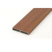 木目調アルミ『平板 100×15(チーク)』 製品画像