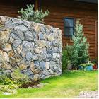 【施工事例】壁面への「トラキアストーンロックフェイス(石英岩)」 製品画像