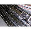 制御盤用縦支柱、横支柱、部品取付横桟成形ライン 製品画像