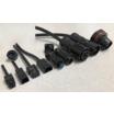 『電安法(PSE)適合防水電源コード』※IP67準拠 製品画像