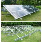 太陽電池モジュール架台 PV-DyMO(ピーブイ・ダイモ) 製品画像