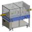 自動ホース切断装置【縦背割り】『HCV型』 製品画像