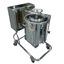 市販容器を用いた 容器回転型の混合器 製品画像