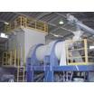 加熱処理装置システム例「カキ殻肥料化システム」 製品画像