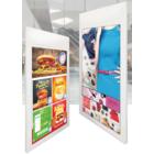 両面ディスプレイデジタルサイネージ『DH1シリーズ』 製品画像