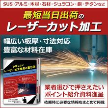 【短納期対応】レーザークリーンカット・ウォータージェットカット 製品画像
