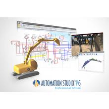 回路設計ソフト AUTOMATION STUDIO(TM) P6 製品画像