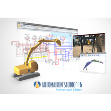 ソフト『AUTOMATION STUDIO(TM) P6』 製品画像
