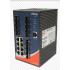 【産業用 多ポート管理光スイッチハブ】IGS-9812GP  製品画像