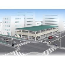 立体駐輪場システム「ナイスサイクルパーク」 製品画像