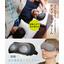 目覚ましライト/光と振動で目が覚める「アイマスクアラーム」 製品画像