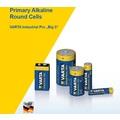 VARTA 業務用アルカリ 乾電池シリーズ 製品画像