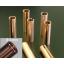 銅合金の医療機器部品の高精度なカール曲げ加工事例 製品画像