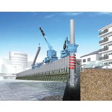 【環境に配慮した施工を実現】ジャイロプレス工法 製品画像