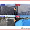 『SOSEI工法』スレート倉庫屋根の改修事例2 製品画像