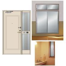 ドア・窓ガラスなどの保護・補強プレート『窓太君』 製品画像