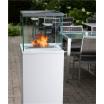 アウトドアタイプ バイオエタノール燃料暖炉「Column」 製品画像