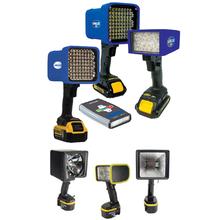 静止画像装置『ハンディ式 LEDシリーズ』 製品画像