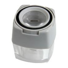 スケールルーペ8倍 24mm 0.1mm目盛付 SL-8 製品画像
